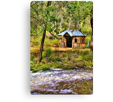 Secluded - HDR Canvas Print