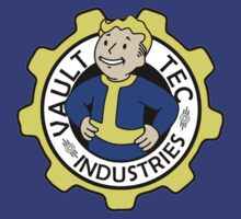 Fallout Vault-Boy by Eevvee