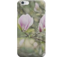 More beautiful than a flower iPhone Case/Skin