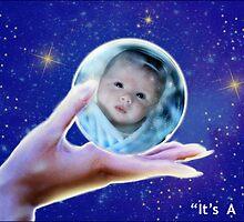 It's A Boy by Ann  Van Breemen