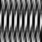 """Glowing Grey """"Bossa Nova"""" Pattern (3 of 5, please see notes) by Ra12"""