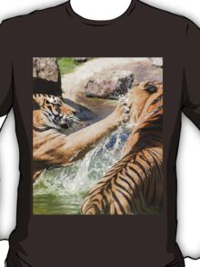 Playing in the pond T-Shirt