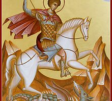 St George by ikonographics