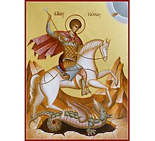 St George Photographic Print