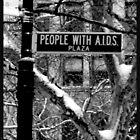 aids plaza by bizmarky