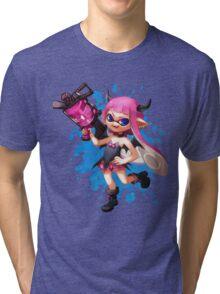 LIL' DEVIL - INKLING Tri-blend T-Shirt