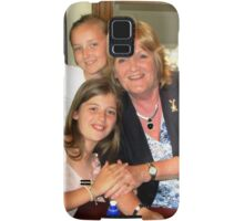 Viv and the two princesses. Samsung Galaxy Case/Skin