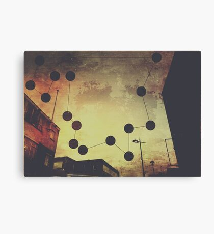 BrumGraphic #29 Canvas Print