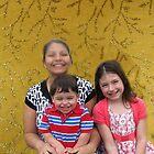 Christina's Family by Linda Miller Gesualdo