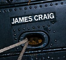 James Craig 2 by Werner Padarin