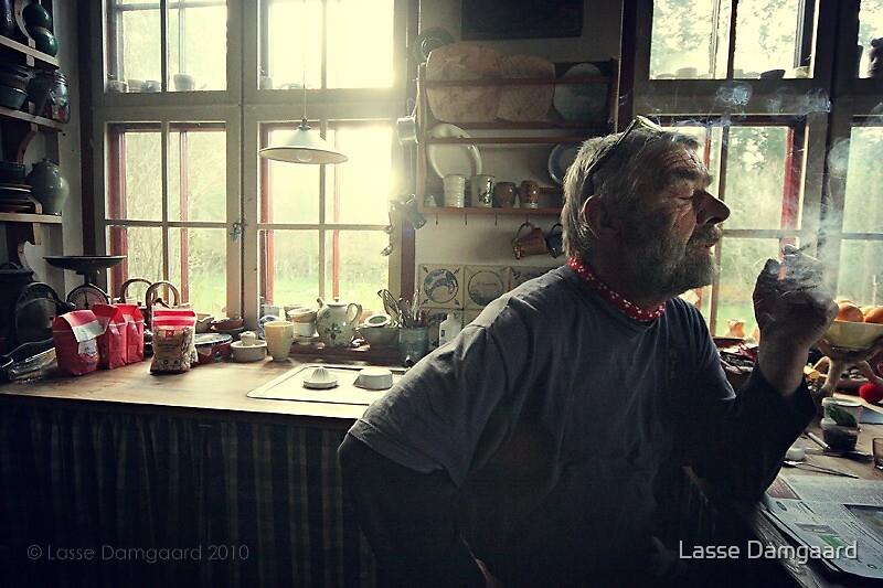 Peter Jacobi - I by Lasse Damgaard