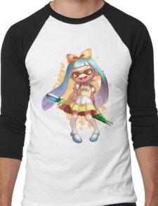 ALICE IS A SQUID!? Men's Baseball ¾ T-Shirt