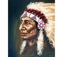Chief Photographic Print