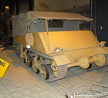 British Loyd Carrier by Andy Jordan