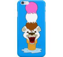 I Am Cool, I Am The Breeze. I Am The Ice Cream Bear iPhone Case/Skin