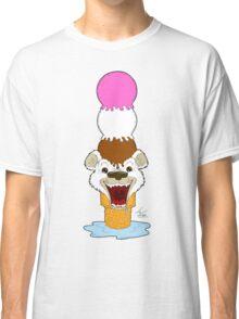 I Am Cool, I Am The Breeze. I Am The Ice Cream Bear Classic T-Shirt