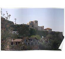 Kruja, city history of Albania 05 Poster
