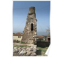Kruja, city history of Albania 07 Poster