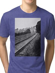 On the Right Track Tri-blend T-Shirt