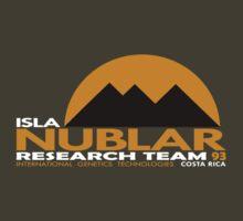 Isla Nublar Research Team 93 by chazy73