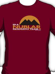 Isla Nublar Research Team 93 T-Shirt