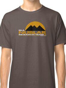 Isla Nublar Research Team 93 Classic T-Shirt