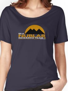 Isla Nublar Research Team 93 Women's Relaxed Fit T-Shirt
