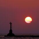 Sunset by wistine