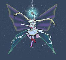 Super Star moon by MelassaBB