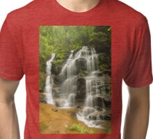 Sylvia Falls .. the lighter version Tri-blend T-Shirt