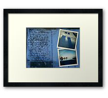 Suicide Blues Framed Print