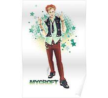 Punk!lock - Mycroft Poster