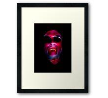 Be mine or No-ones Framed Print
