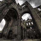 Kirkstall Abbey #06 by shutterjunkie