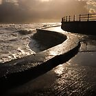 Scarborough South Bay, Yorkshire. by Miffy