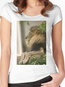 King of all Kings! Women's Fitted Scoop T-Shirt