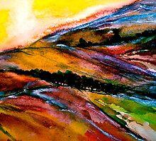 Hillmen Desire Their Hills... by ©Janis Zroback