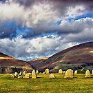 Castlerigg Stone Circle by Vicki Field
