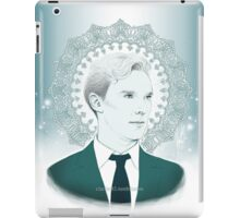 Benedict Cumberbatch - Ocean Green iPad Case/Skin