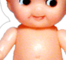 Kewpie doll Sticker