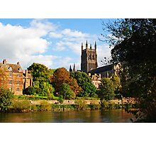Severn walks Photographic Print