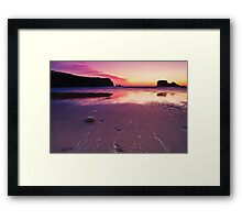 The final hour Framed Print