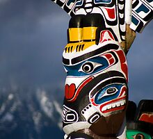 Totem Poles by ClaytonPerry