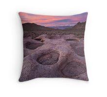 Buttermilk Sunset Throw Pillow
