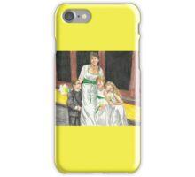 Bride and Entourage iPhone Case/Skin