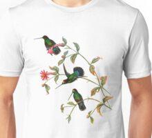 Long-billed Starthroat, Heliomaster longirostris Unisex T-Shirt