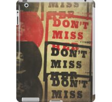 BrumGraphic #30 iPad Case/Skin