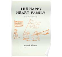 The Happy Heart Family Virginia Gearson 1907 0009 Title Plate Poster