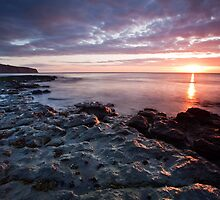 Across the Bay by Carl Mickleburgh