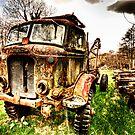 Fordson Truck by Kelvin Hughes